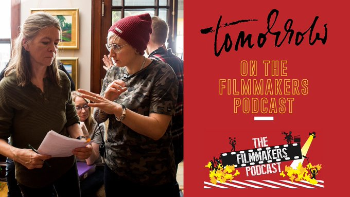 The Filmmakers Podcast Feature